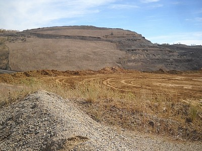 Simplot Company's Proposed East Smoky Panel Mine Project